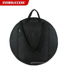 Bandeja del tambor del tambor del palillo bolso grande del bandolera de la correa para el hombro de la capacidad de la mochila