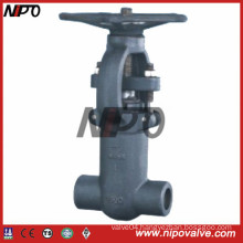 Pressure Sealing Forged Steel Gate Valve