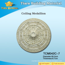 Good Performance Stability Plaster Polyurethane(PU) Carved Ceiling Medallions with best quality