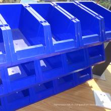 Poubelles logistiques en plastique / poubelles transportables
