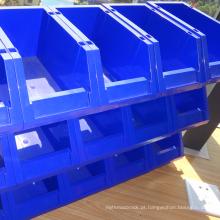 Caixas plásticas de logística / caixa de armazenamento transportável