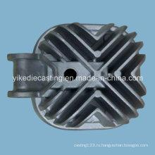 Обслуживание OEM отливки плашки Алюминиевый теплоотвод для автомобильных частей