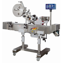 PLC Control Paper Can Labeling Machine for Filling Machine