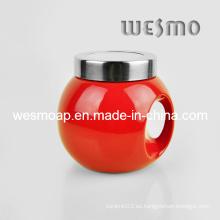 Ceramic Kitchen Storage Can / Ceramic Container