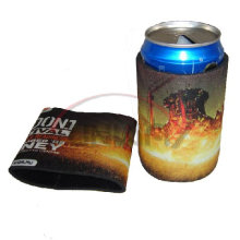 Sublimation Printing Custom Promotional Beer Neoprene Can Cooler (BC0041)
