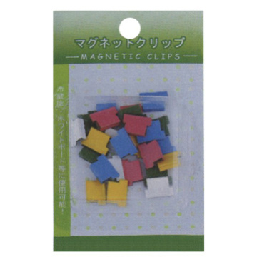 Color Magnetic Clips