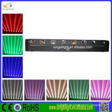 8x10w DMX 512 LED-Strahl lineare Pixel bar beweglichen Kopf