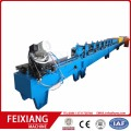 Shutter door color steel roll forming machine