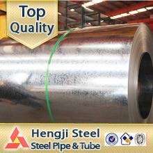 Bobine en acier galvanisé en acier DX51D + Z Meilleur prix qualité supérieure