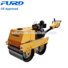 CE Approved Double Drum Hand Roller Compactor (FYLJ-S600C)