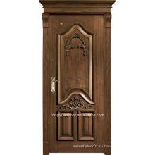 Дверь из массивной древесины