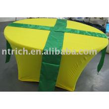 Toalha de mesa banquete Lycra