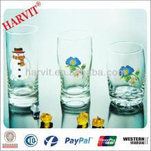 Copa de vidrio barata, fabricante de vajilla de vidrio en China