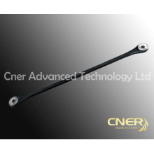 alta calidad personalizar eje de fibra de carbono rodillo de fibra de carbono Skype: zhuww1025 / WhatsApp (móvil): + 86-18610239182