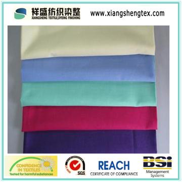 Poplin teintée T / C pour le tissu de pochette