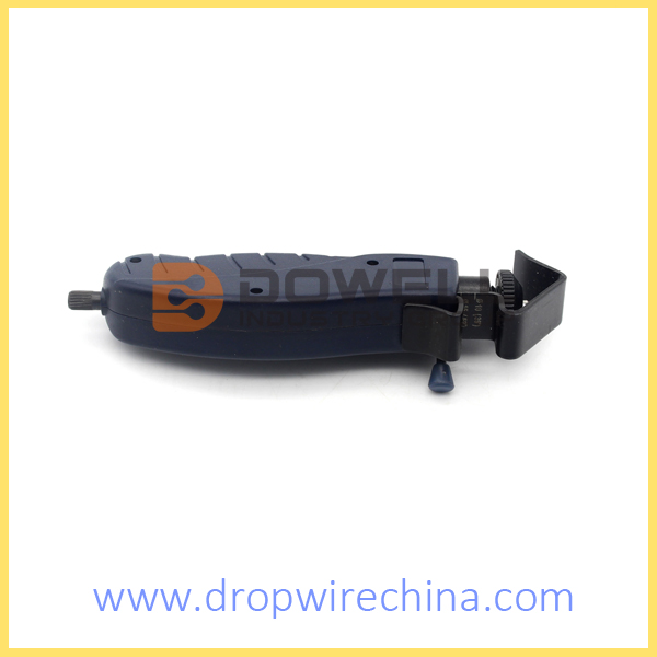 Round Cable Slitting and Ringing Tool