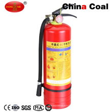Presión almacenada 40% ABC Dry Chemical Powder Fire Extinguisher