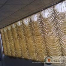 2013 nuevos accesorios romanos de la cortina de la agua-onda del diseño