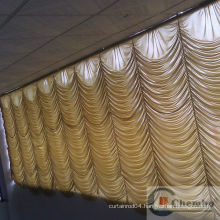 2013 new design water-wave roman blind accessories