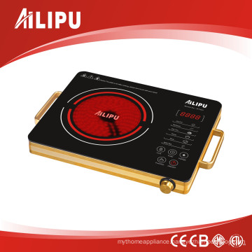 Most Popular Infrared Cooker/Ceramic Hob with Aluminium Body