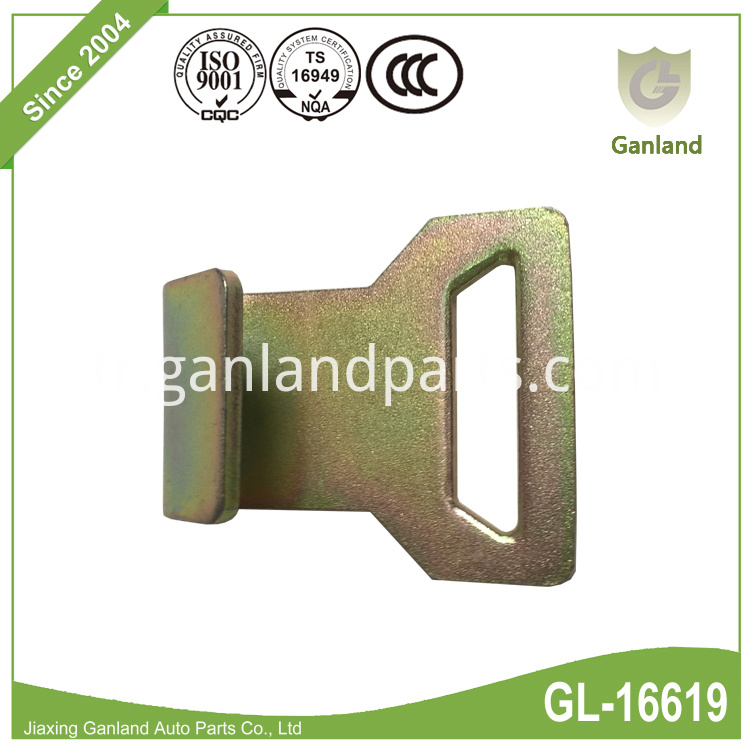 Narrow Flat Hook GL-16619