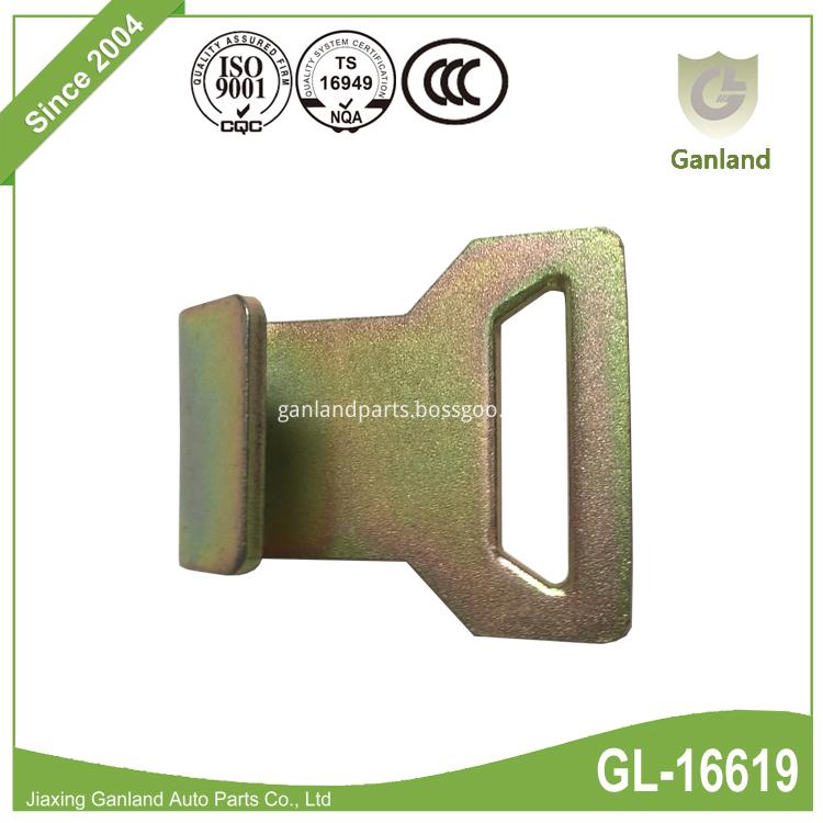Narrow Flat Hook GL-16619