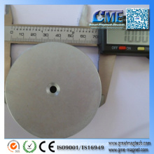 Round Magnets Wholesale Circular Magnets with Holes