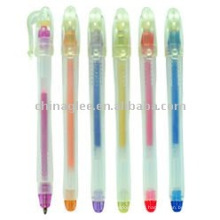 mini gel pen with star shape