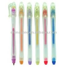 Мини-гелевая ручка с форме звезды
