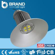 5 ans de garantie Aluminium boîtier LED High Bay Light, 150w LED High Bay Light