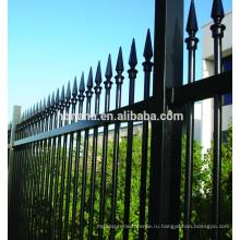 2018 панели горячего сбывания алюминиевый забор для дома