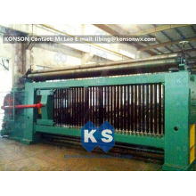 Ks80100-3.2 80x100mm 3200mm Width Heavily Galvanized And Zinc Gabion Mesh Netting Machine