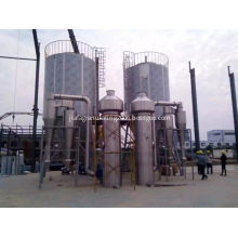 Powder centrifugal spray dryer machine