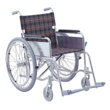 Krankenhaus medizinische Aluminium Typ Rollstuhl