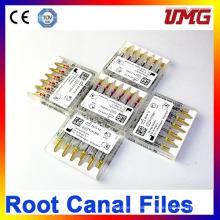 12 Pack Dental Dentsply Rotary Protaper Universal Engine Niti Files 25 mm