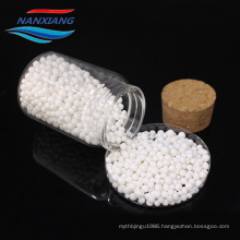 Activated alumina ceramic ball catalyst carrier balls