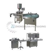 Máquina de enchimento automática pomada ZH-GT