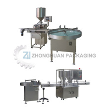 Automatic ointment filling machine ZH-GT