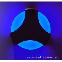 Decoration LED wall light  with nice blue color