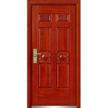Steel Wood Door With High Quality