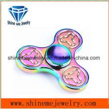 Shineme Nuevo Diseño Fidget Spinner Color Spinner Múltiple