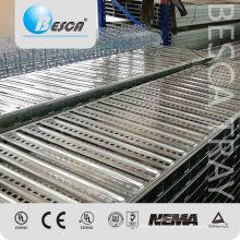 Bandeja de escada de pouco peso perfurada fábrica de bandeja de cabo com melhor preço