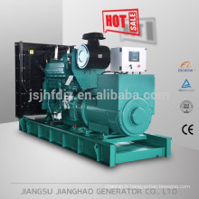 2015 Nouveau design 400kw 500kva diesel générateur avec Dongfeng CUMMINS moteur 6ZTAA13-G4