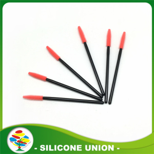 Cepillo de silicona Mini Mascara pestañas