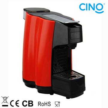 CE/SAA moda espresso cafetera de cápsulas