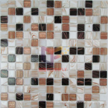 Mix Color Hot-Melt Glass Mosaic (CSJ49)