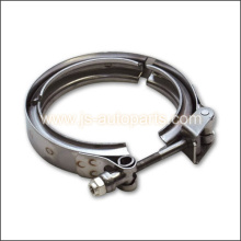 V-BAND CLAMP QUICK RELEASE FOR 4 PIPE STAINLESS STEEL