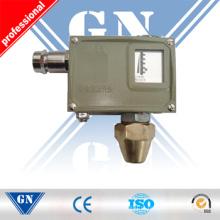 Interruptor quadrado de pressão com controle de temperatura