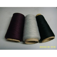 100% polyester top dyed yarn