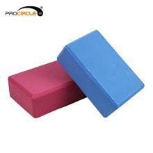 ProCircle Natural EVA Brick Foam Yoga Block